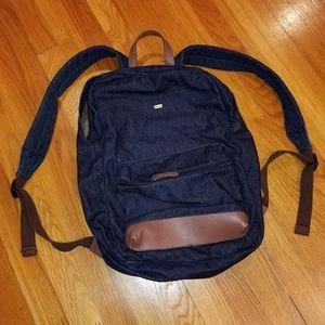 Levi's Denim Backpack